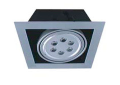 14 Watt Downlight (Square Recessed – Pivot)
