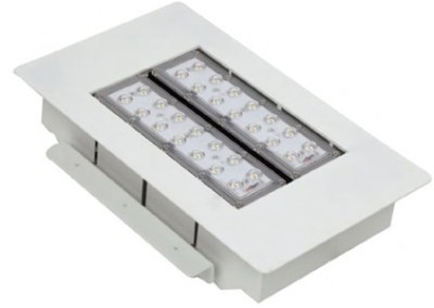 80 Watt LED Low Bay Recessed Light