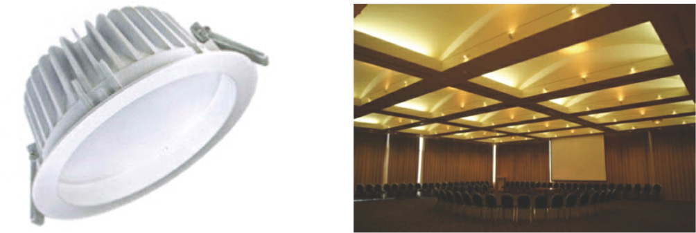 20 Watt LED Downlight - Commercial, Retail and Offices