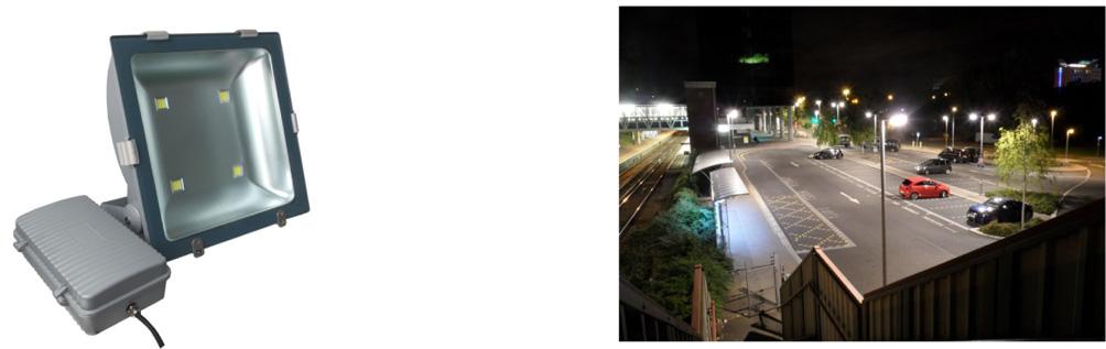 400 Watt LED Lighting - IPART and VEET Approved