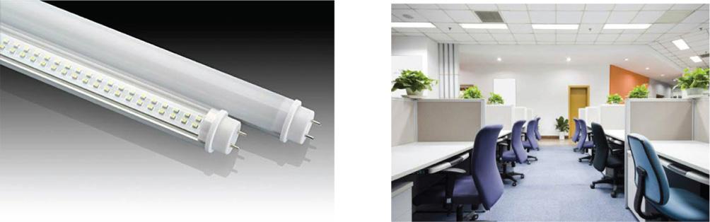 20 Watt LED T8 SMD Lighting Tube 1200mm