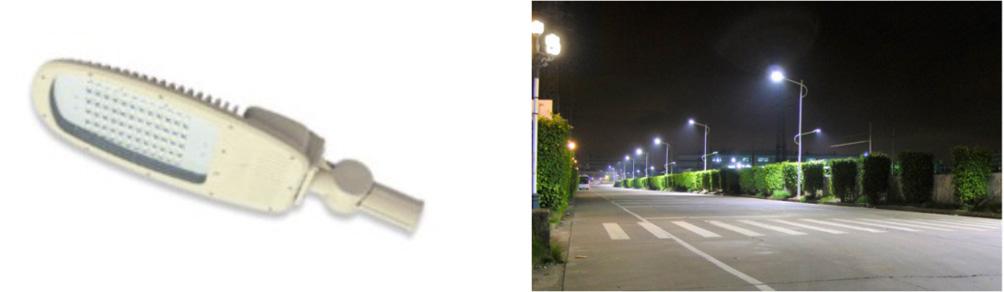 60 Watt LED Street or Carpark Light