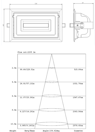 Eo-KNLF150--40W--LED-Shop-Fitter-img