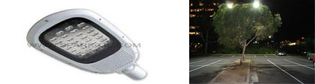28 Watt LED Carpark or Street Light