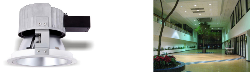 35 Watt High Power LED Commercial Downlight (VL Series)