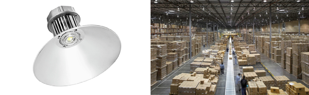 100 Watt LED High Bay Light - IPART and VEET Approved