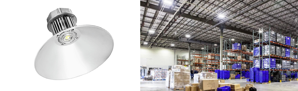 150 Watt LED High Bay Light - IPART and VEET Approved
