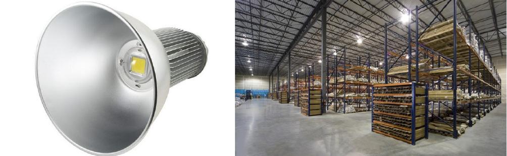 80 Watt LED High Bay Light - IPART & VEET Approved