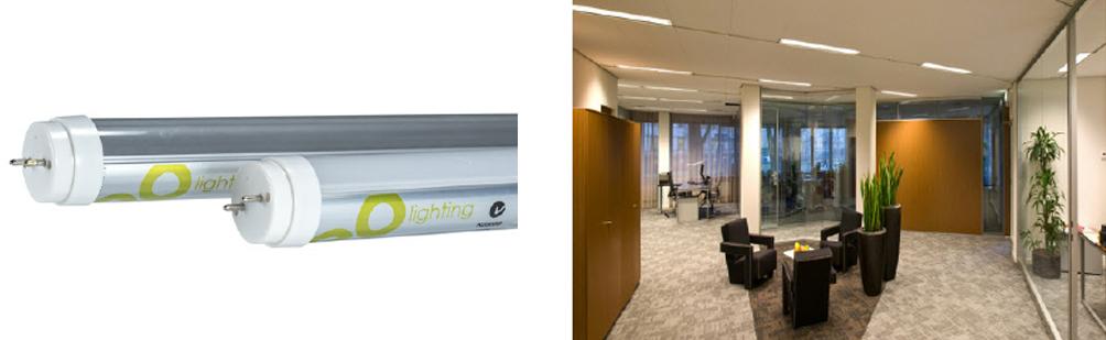 25 Watt LED T8 SMD Lighting Tube 1500mm