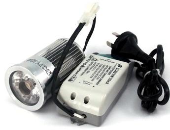 7 Watt LED Lamp and Driver