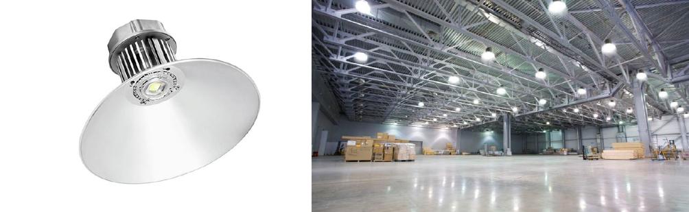 60 Watt LED High Bay Light