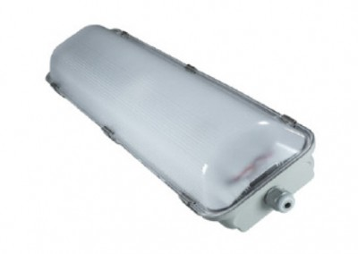 2 x 18 Watt LED Weatherproof Batten 1200mm – IPART & VEET Approved