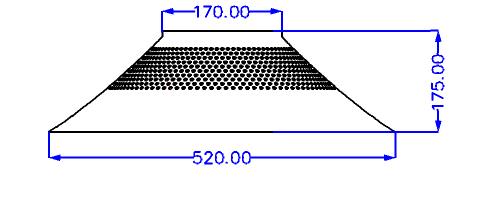 100 Watt LED High Bay Graphics 2