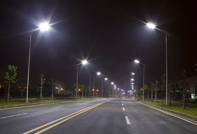 150 Watt LED Streetlight for roads and highways