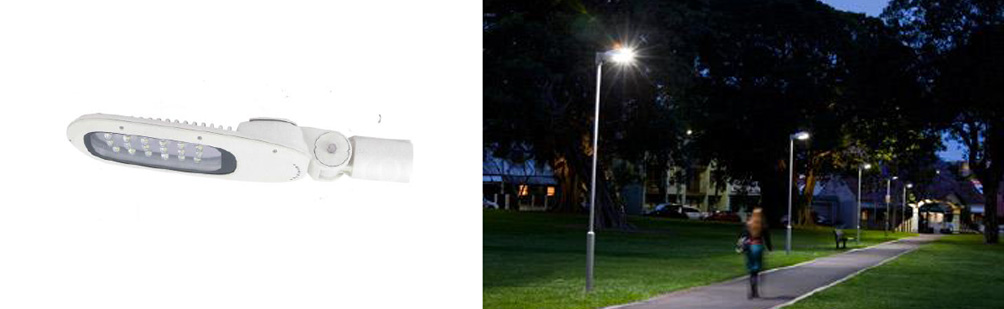 30 Watt LED Solar Street Light