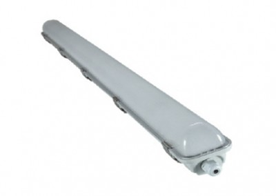 1 x 18 Watt LED Weatherproof Batten 1200mm Emergency