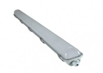 2 x 18 Watt LED Weatherproof Batten 1200mm Emergency