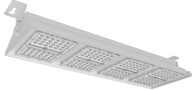 120 Watt LED Linear High Bay Light with Optional Daylight & Occupancy Sensor