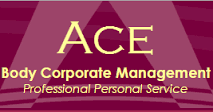 ACE Body Corporate Logo