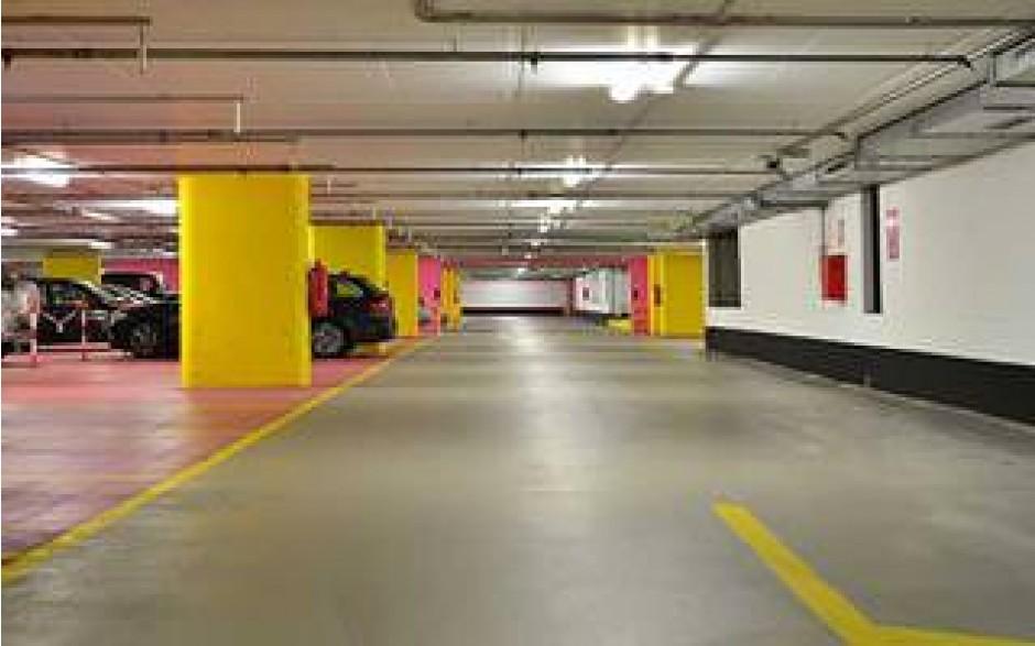 Carpark at Redfern - LED Lights