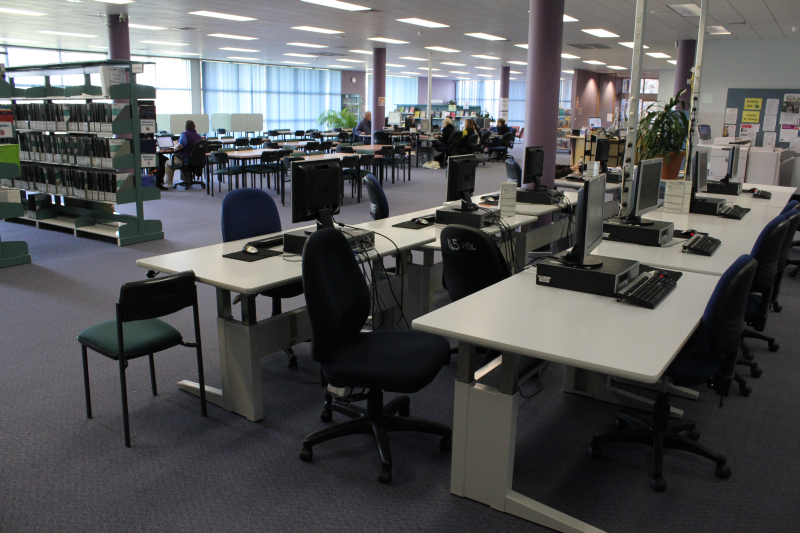 Northern Beaches TAFE campus - LED lighting in classrooms