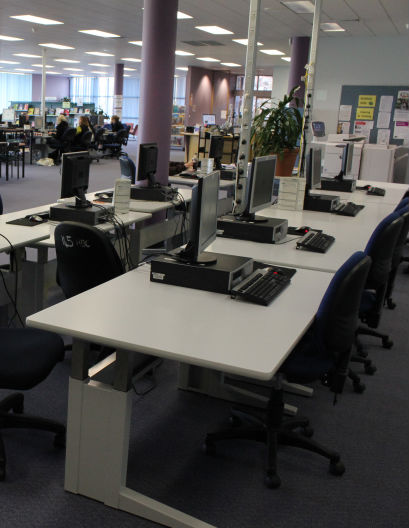 Northern Beaches TAFE campus - LED lighting in classroom