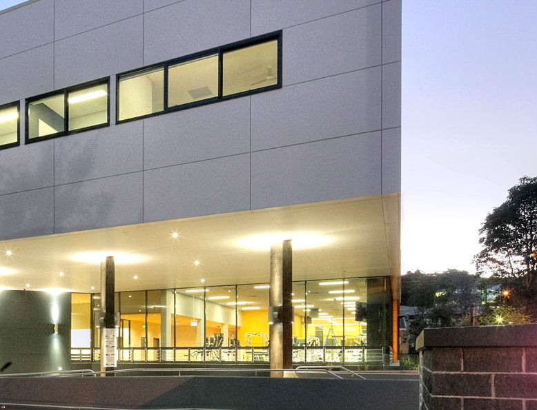 Northern Beaches TAFE Campus LED Lights