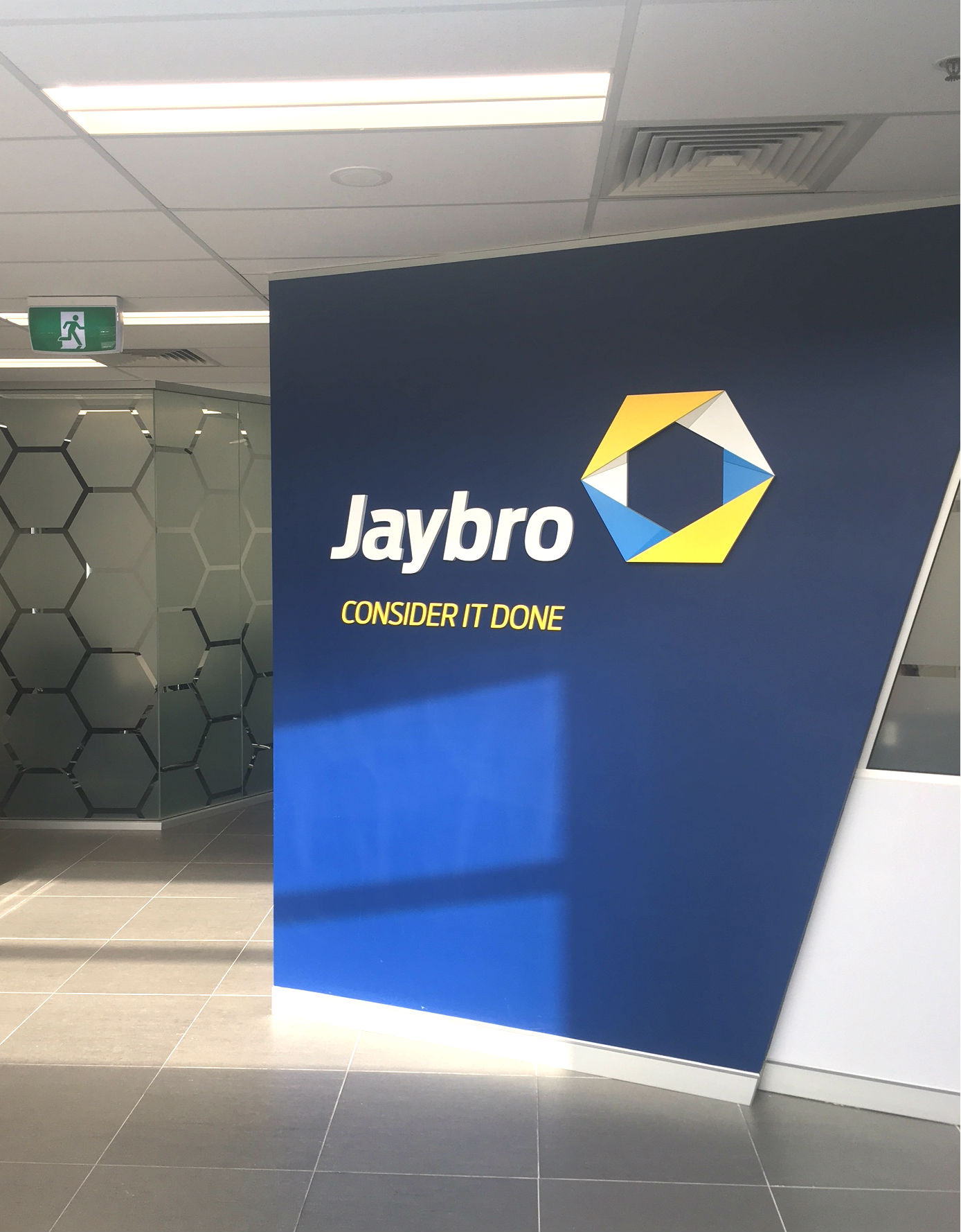 Jaybro Reception LED Lighting