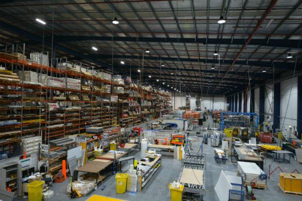 Jaybro Warehouse LED High Bay Lights