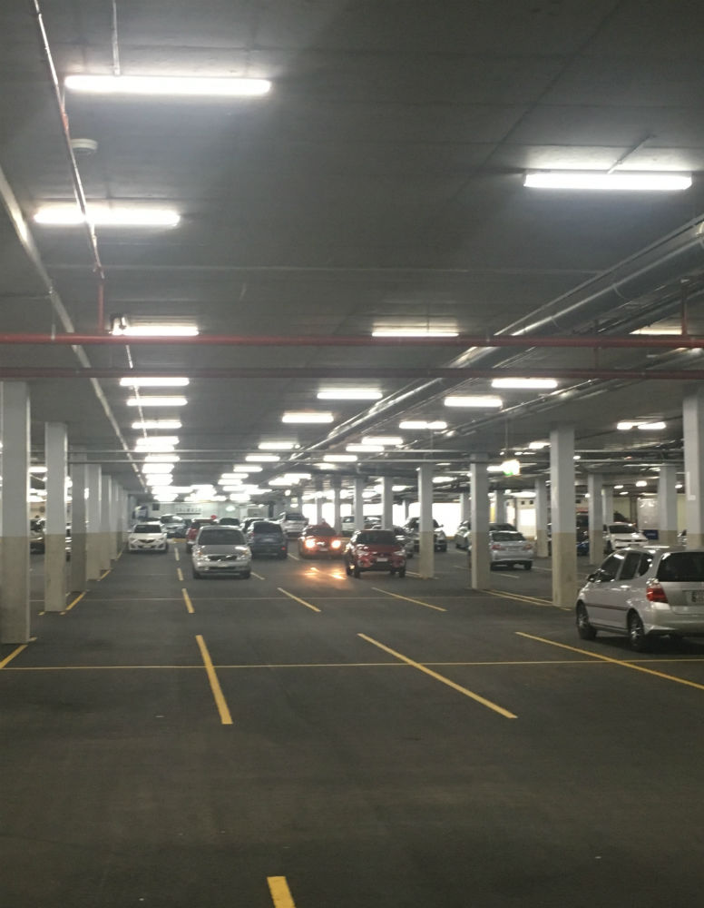 Logan Super Centre Carpark - LED Lighting