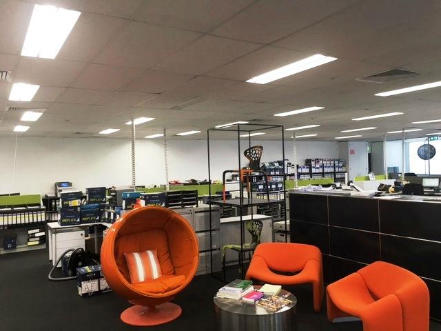 Valiant Office Furniture - LED Lighting