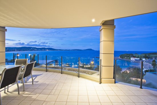 Star of the Sea Apartments Terrigal LED Lighting Upgrade
