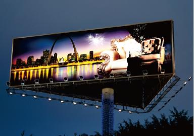 120 Watt LED Billboard Lighting Flood