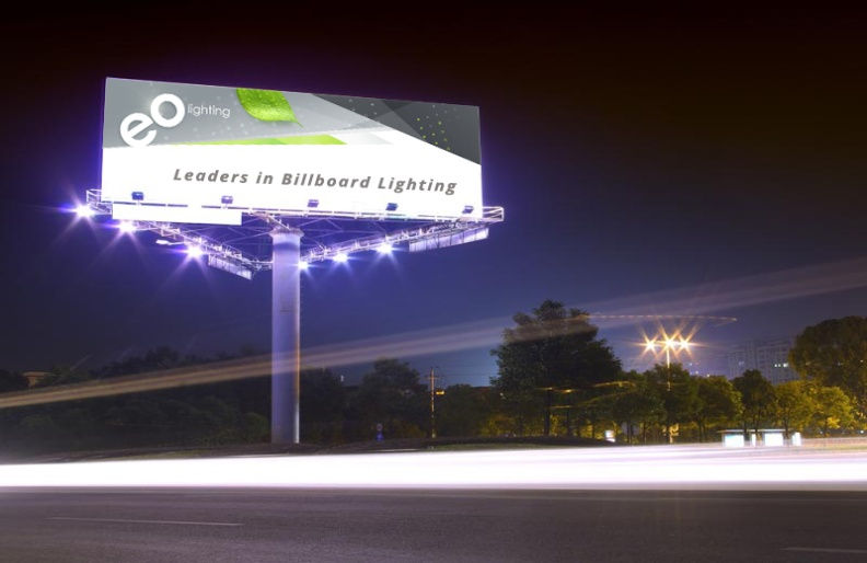 120 Watt LED Billboard Lighting Flood