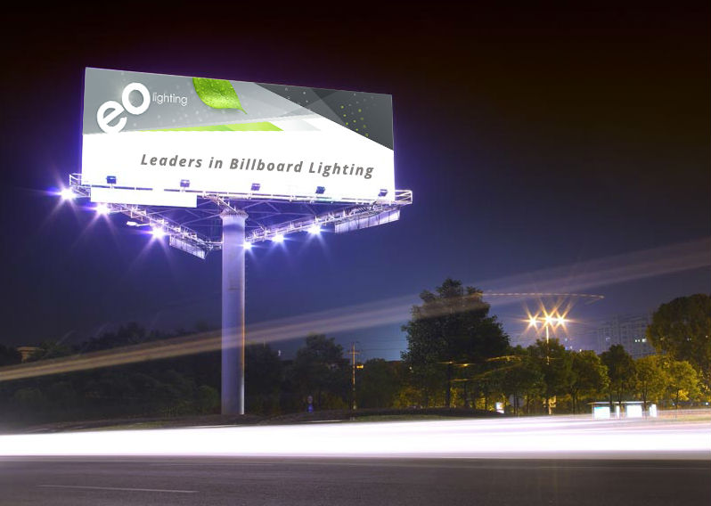 LED Billboard Lighting - Leaders in Billboard Lighting
