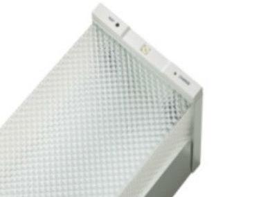 2 x 20 Watt LED Batten 1200mm Emergency