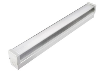 20 Watt LED Surface Mount Batten 1200mm with Sensor