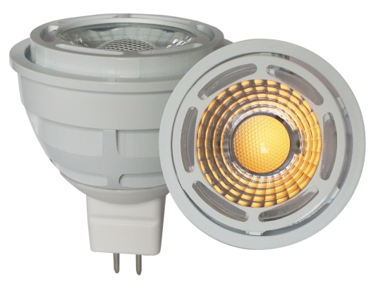 8 Watt LED Lamp - Retail and Commercial