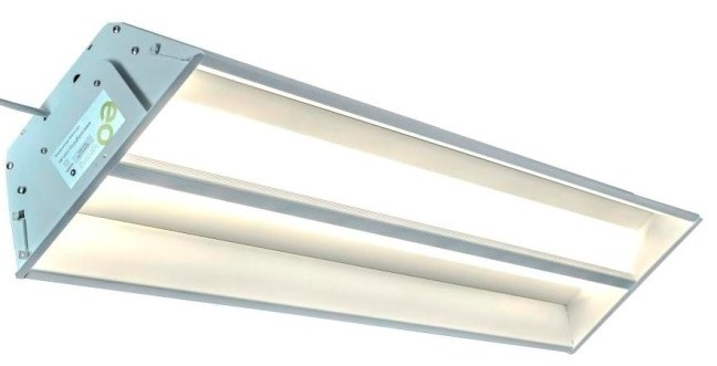 20 Watt LED Integrated Linear Troffer Light