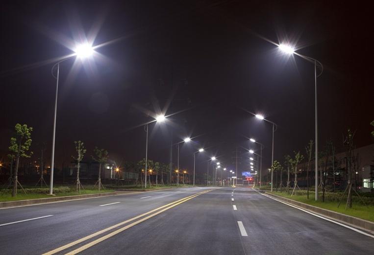 90 Watt LED Street Light