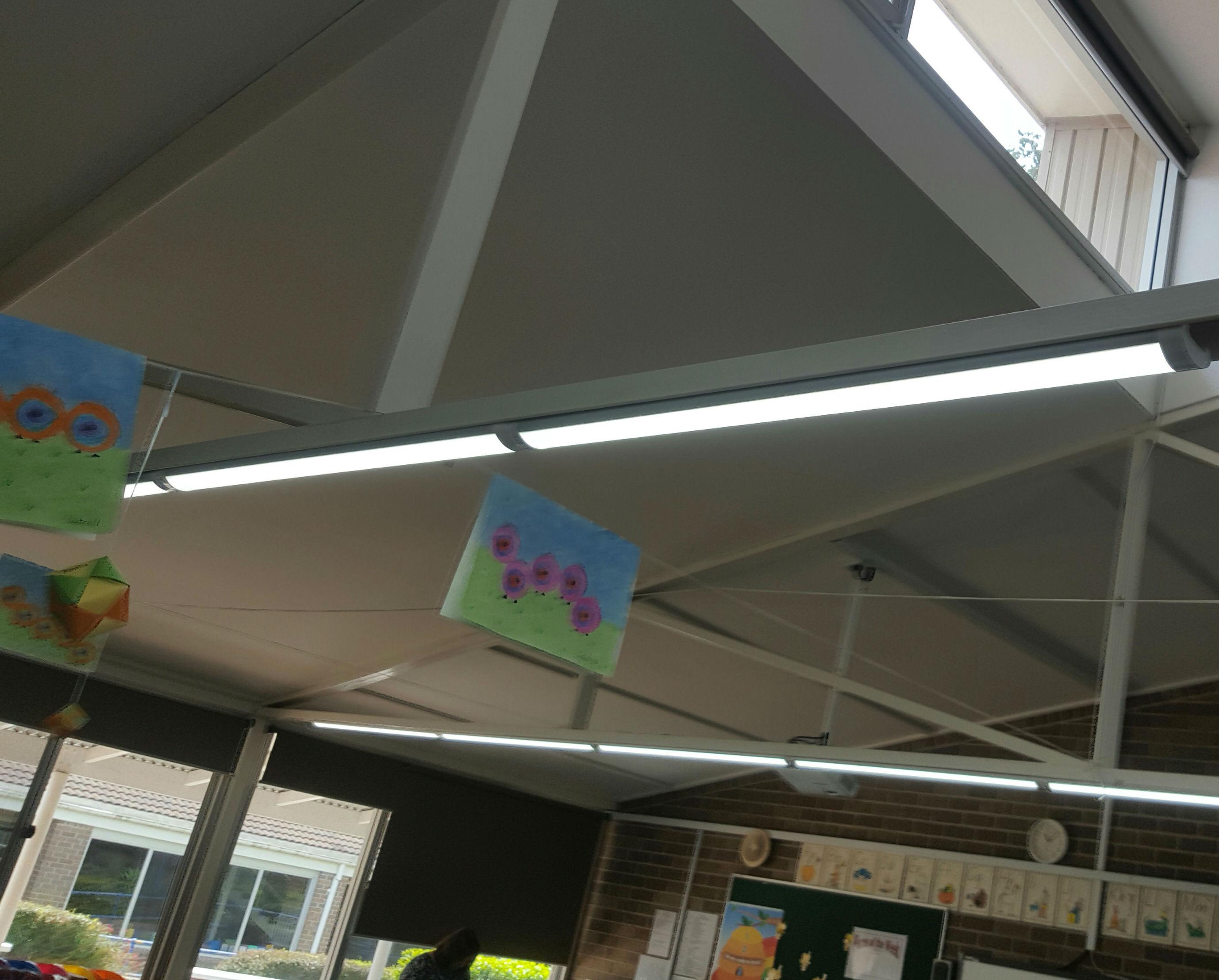 Holy Family Catholic Parish Primary School - LED Lighting