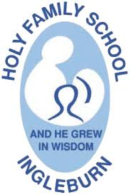 Holy Family Parish Primary School Logo