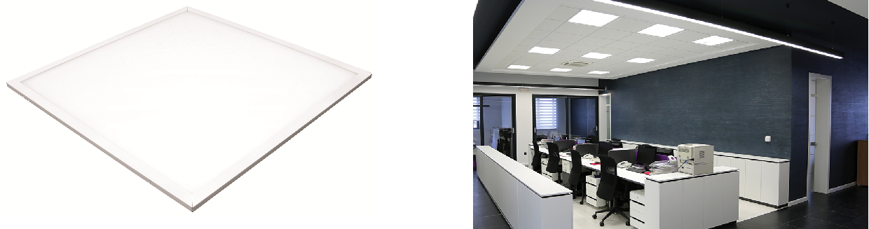 40 Watt LED Light Panel - 1200 x 300 mm - IPART Approved